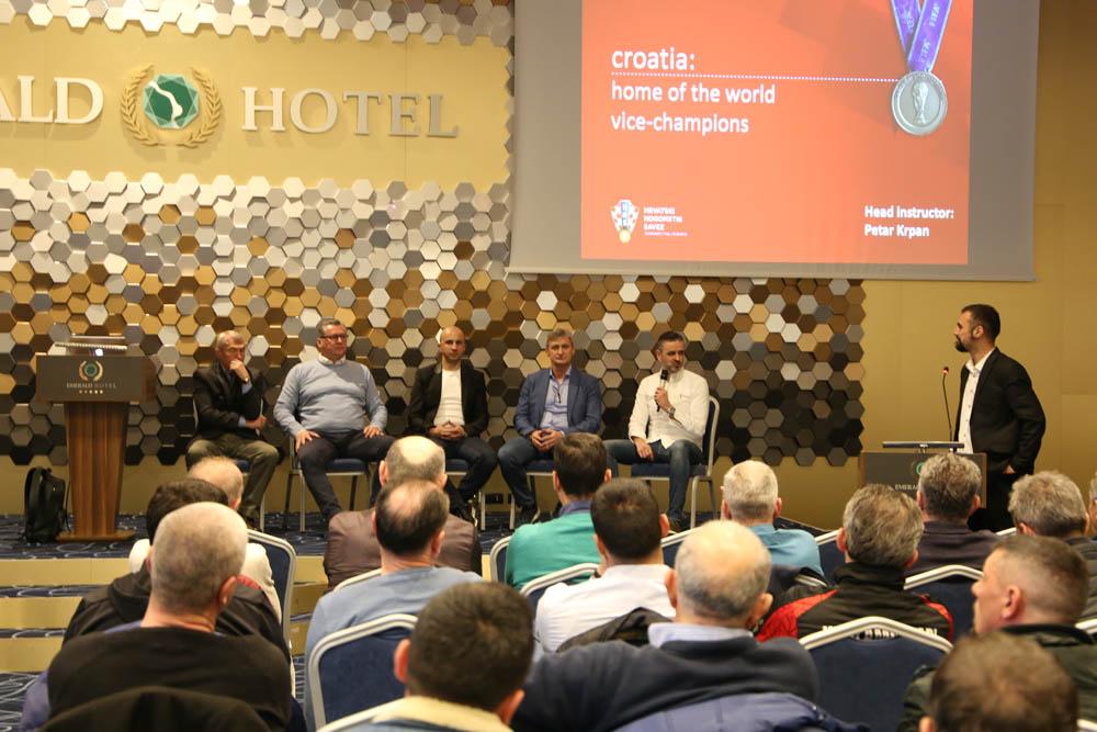 U mbajt seminari për trajnerët me njohësit e kësaj fushe nga Kroacia