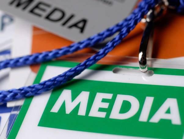 Media accreditation process