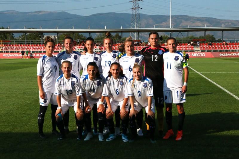 Kombëtarja A e femrave do të zhvilloi dy ndeshje me Maqedoninë e Veriut