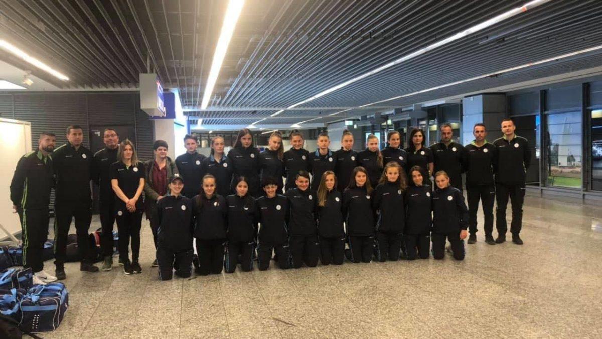 Kombëtarja U16 e femrave udhëtoi në Estoni