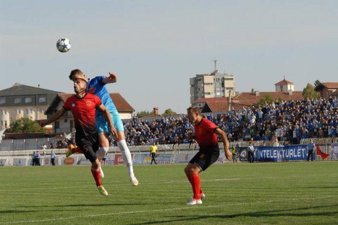 Flamurtari fitoi kundër Lirisë, Drita barazoi me gol të minutës së fundit