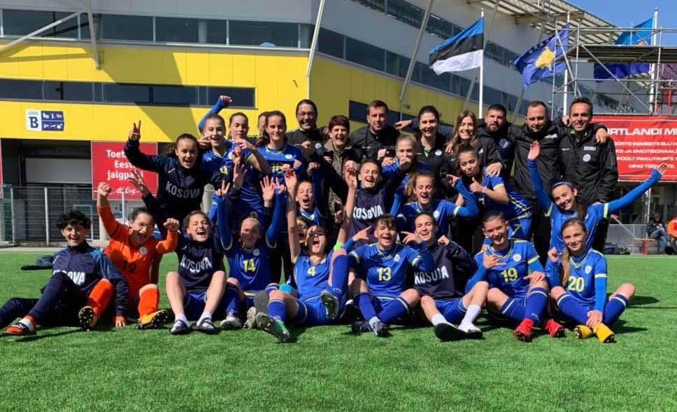 Kosova U16 e nis me fitore turneun në Estoni