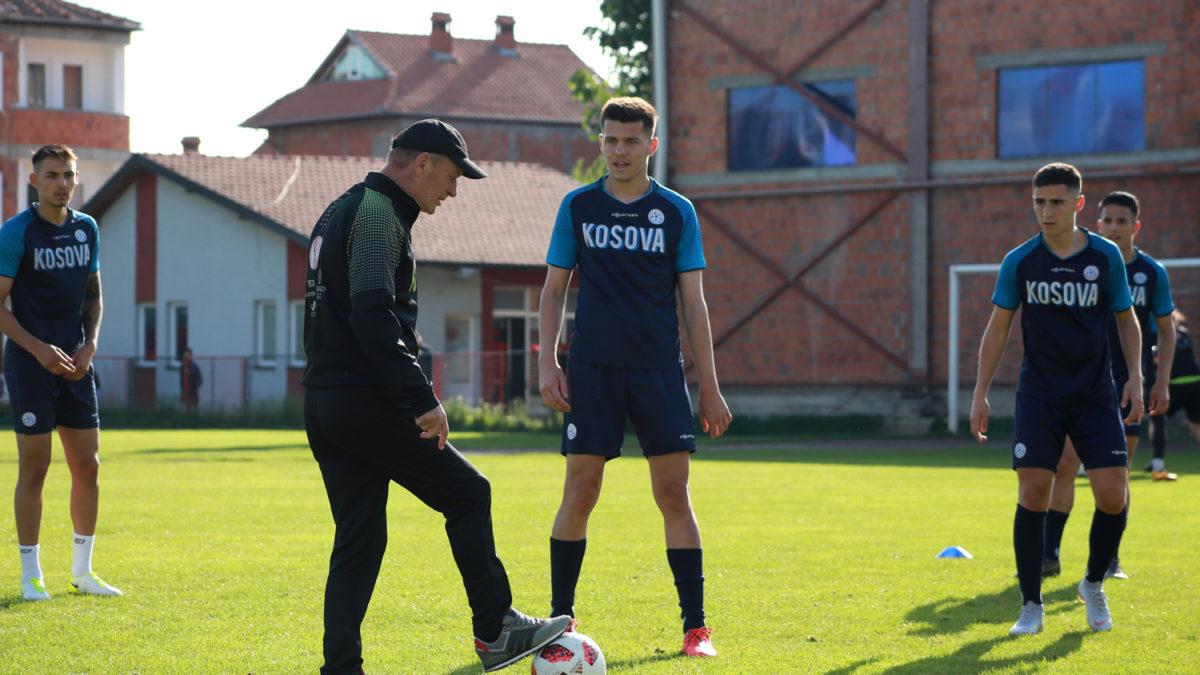 Kombëtarja U21 nisi përgatitjet për ndeshjet e qershorit