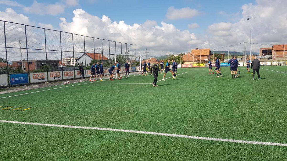 Kosova U21 zhvilloi stërvitjen e fundit para nisjes në Andorrë