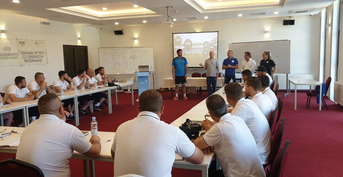 UEFA miraton kërkesën e FFK-së për fillimin e trajnimeve për Licencën UEFA – A për trajnerë