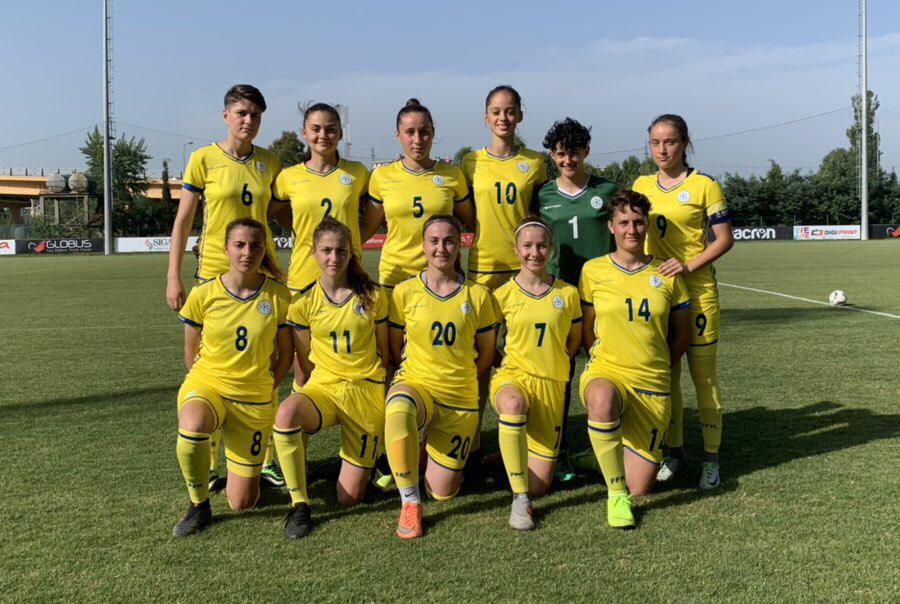 Kosovo U19 loses friendly match against Albania U19
