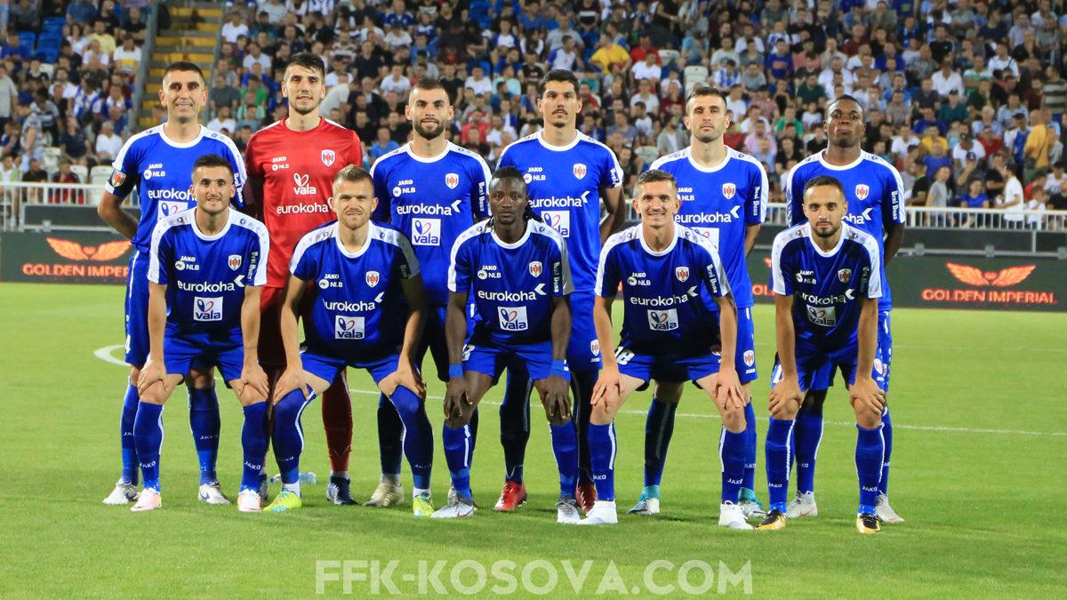 Prishtina eliminohet, humb në ndeshjen e kthimit nga St Joseph's