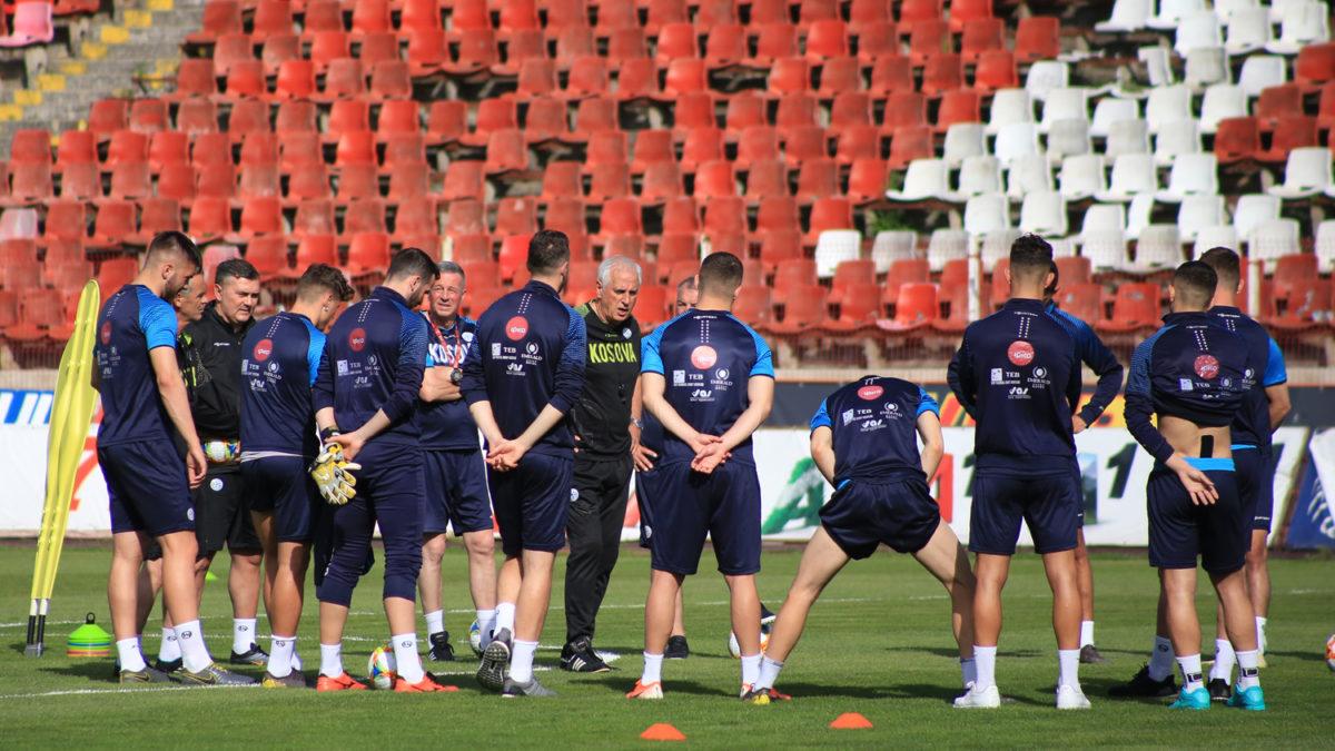 Kosova mbajti stërvitjen e parë në Bullgari