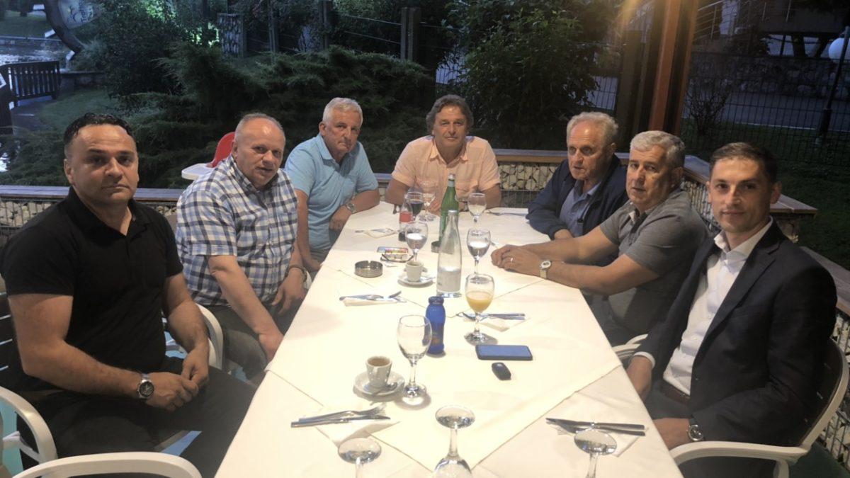 LRF e Pejës e përkrah presidentin Ademi në sprovën e radhës