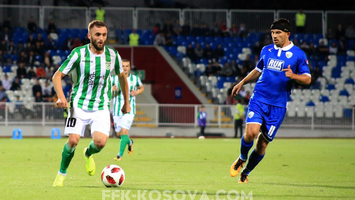 Feronikeli pëson humbje të ngushtë në Bratisllavë, shpresa për ndeshjen e kthimit