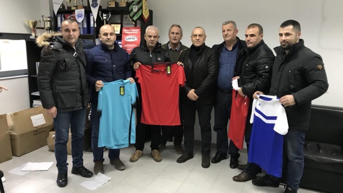 LRF e Ferizajt rikonfirmon mbështetjen për presidentin Ademi