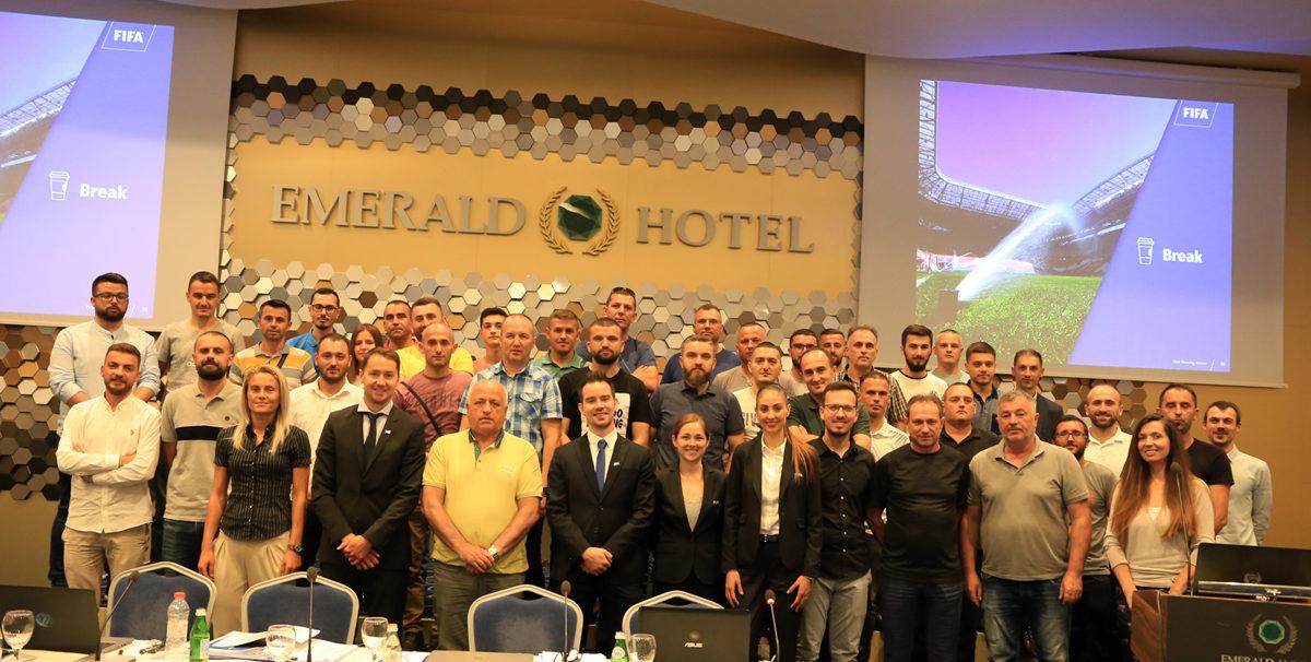 U mbajt trajnimi për sistemin 'FIFA TMS' me administratorët e klubeve