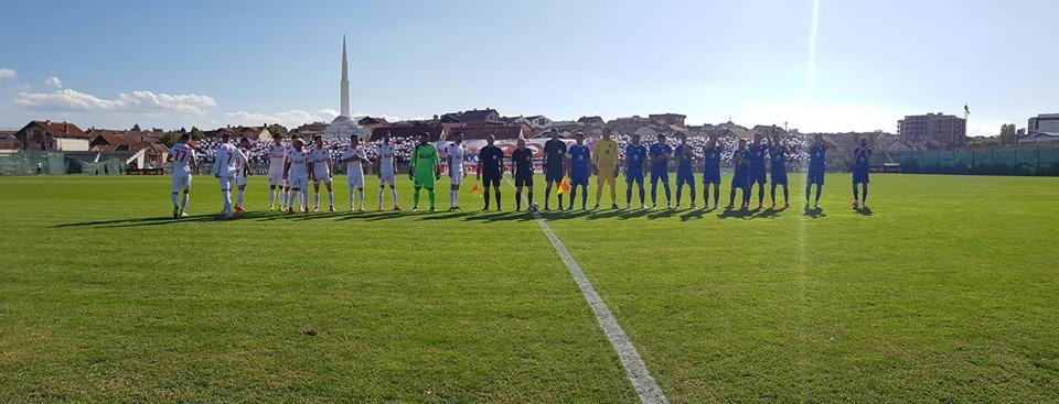 Drita wins the derby, Prishtina and Ballkani continue with victories