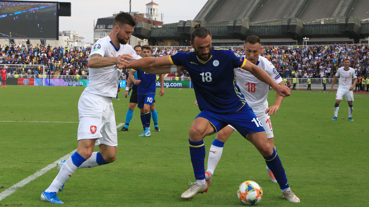 The match Macedonia North – Kosovo takes place on 8 October