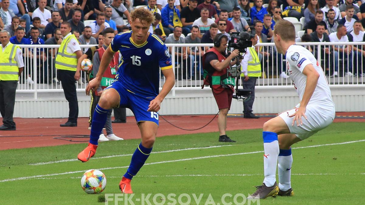Biletat e ndeshjes Kosova – Mali i Zi dalin në shitje më 7 tetor