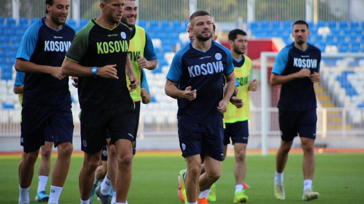 Kombëtarja nis përgatitjet, Berisha e Rashkaj shpresojnë në fitore kundër Çekisë
