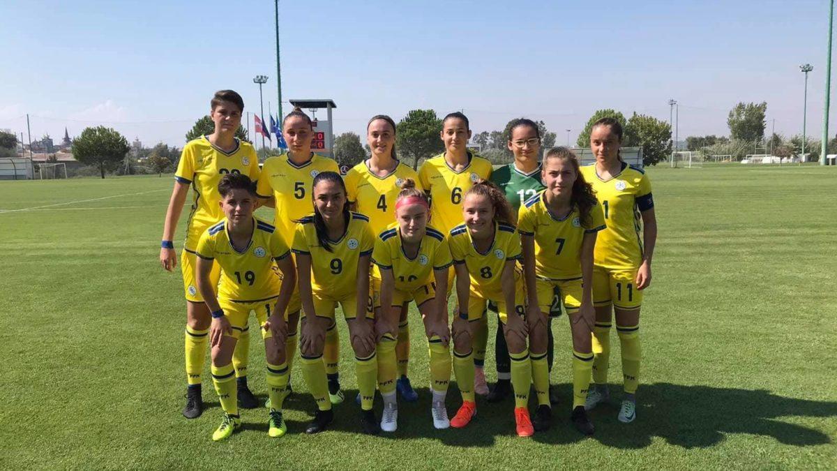 U19/ Danes strong for Dardans