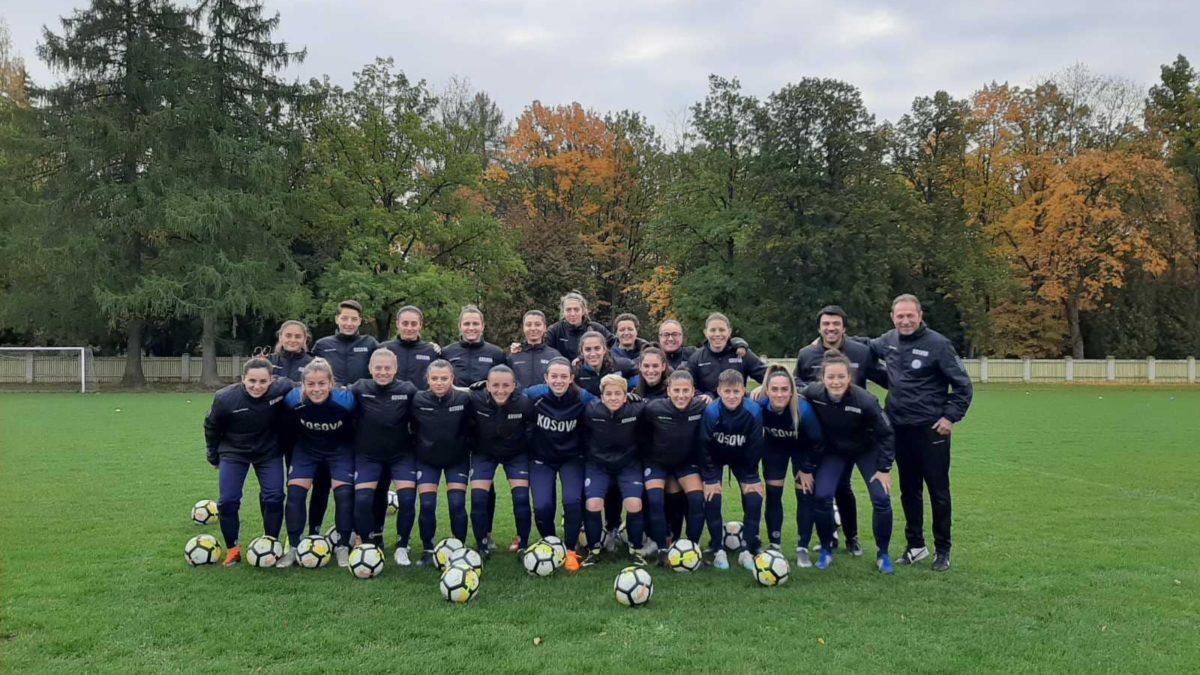 Kombëtarja zhvilloi stërvitjen e parë në Tartu
