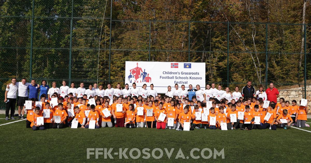 Përfundoi me sukses kursi i parë për trajnere në bashkëpunim me Federatën norvegjeze