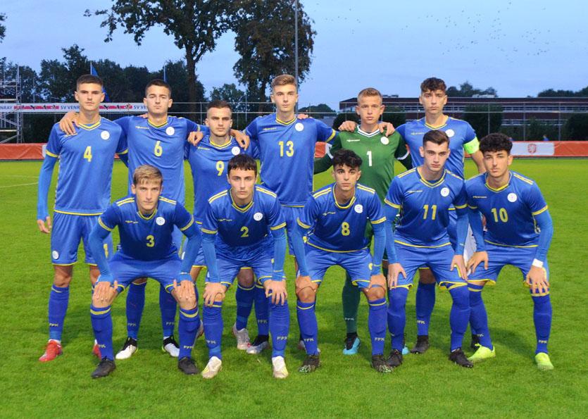 Kosovo U17 draws with the reigning European champion