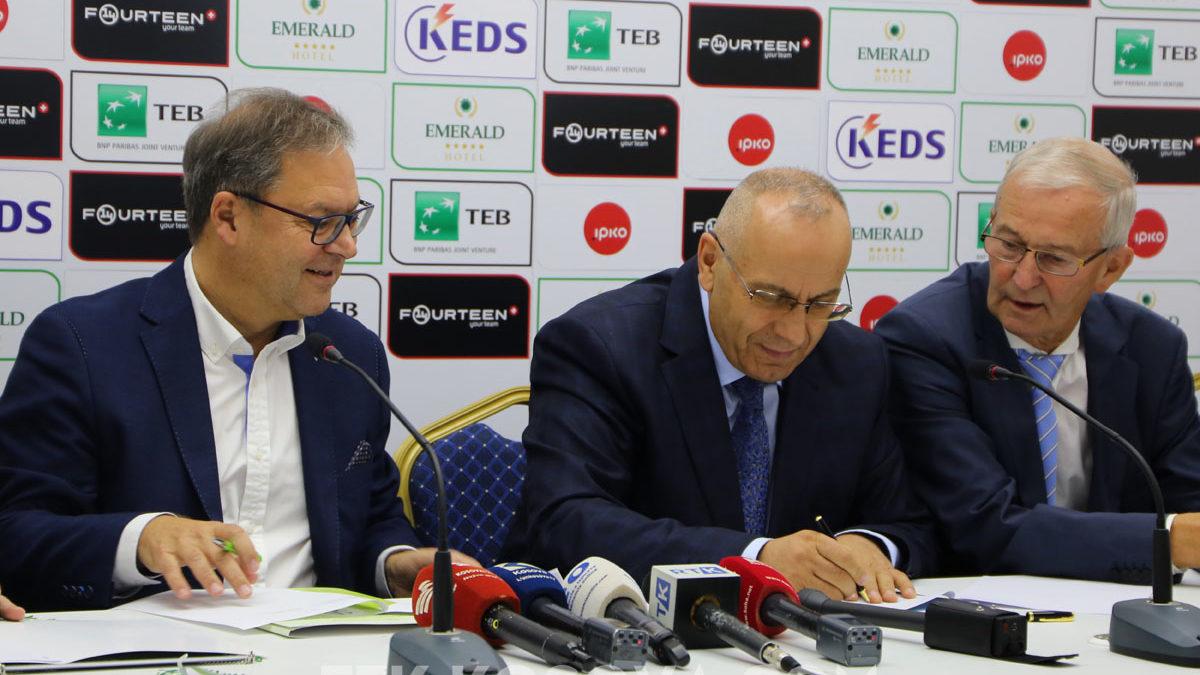FFK and DFB sign a memorandum of cooperation