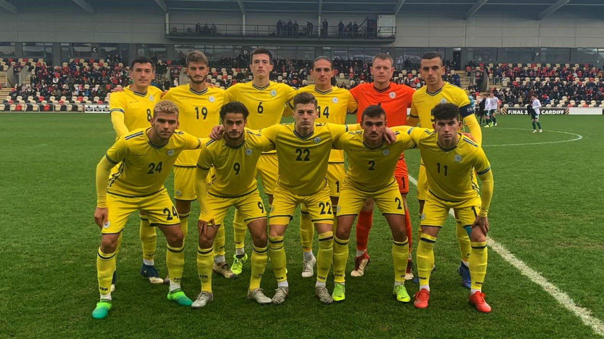 """Kosova U19 nuk arrin të kualifikohet në """"Elite Round"""""""