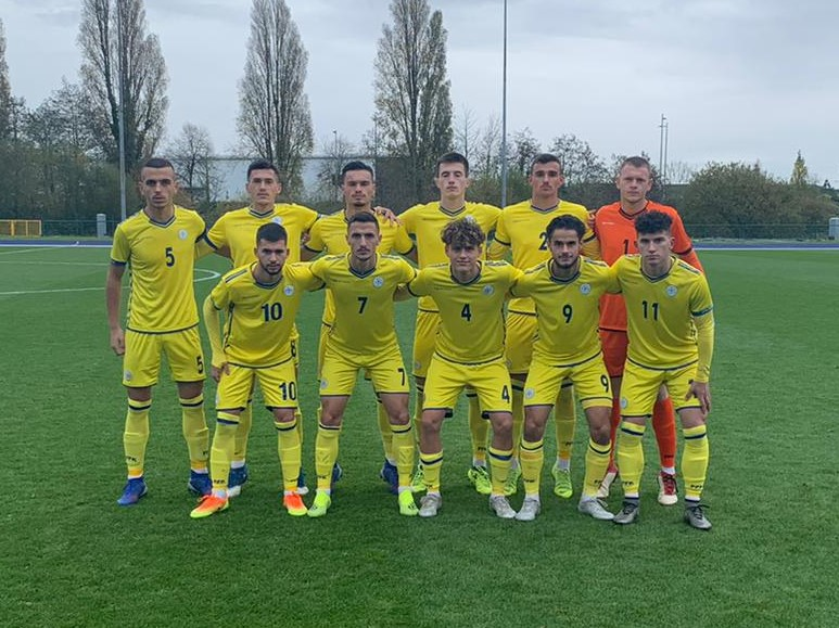 Kosovo U19 begins qualifiers with a draw against Russia U19