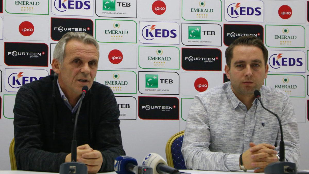 Miqësorja me Suedinë mundësi e mirë për lojtarët që nuk kanë pasur hapësirë