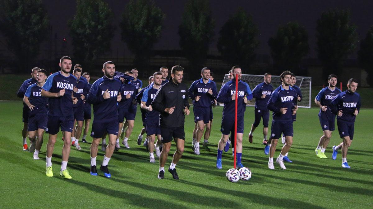 Angazhim maksimal dhe motiv i lartë i Dardanëve në stërvitje në Doha