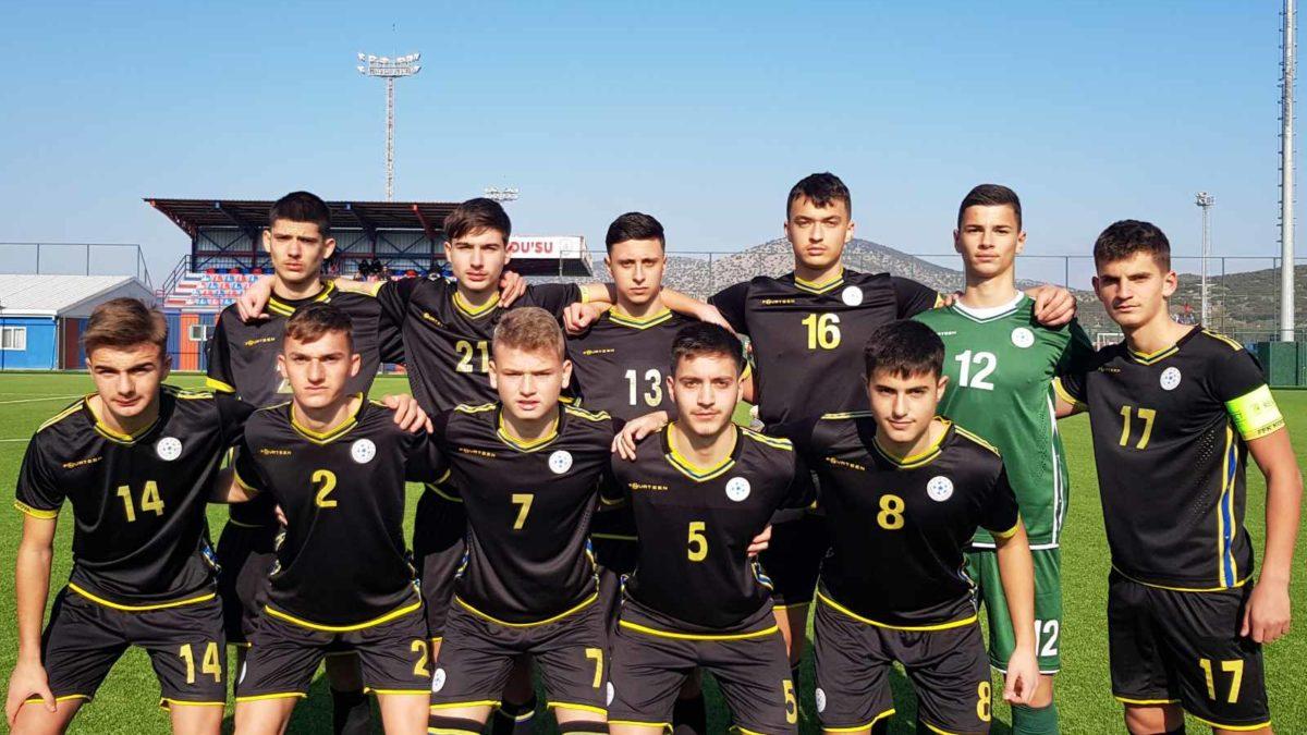 Kombëtarja U17 fiton me penallti kundër Maqedonisë së Veriut