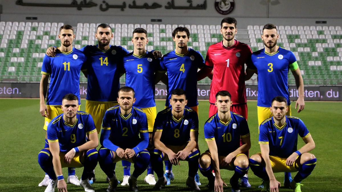 Kosova e dominoi Suedinë me lojë, por pësoi humbje