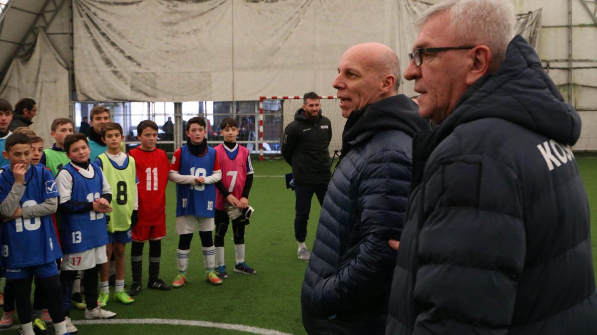 """""""Elite Youth"""" grumbullon talentet e Ferizajt"""
