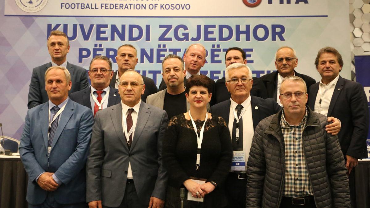 Kuvendi i FFK-së votoi përbërjen e re të Komitetit Ekzekutiv