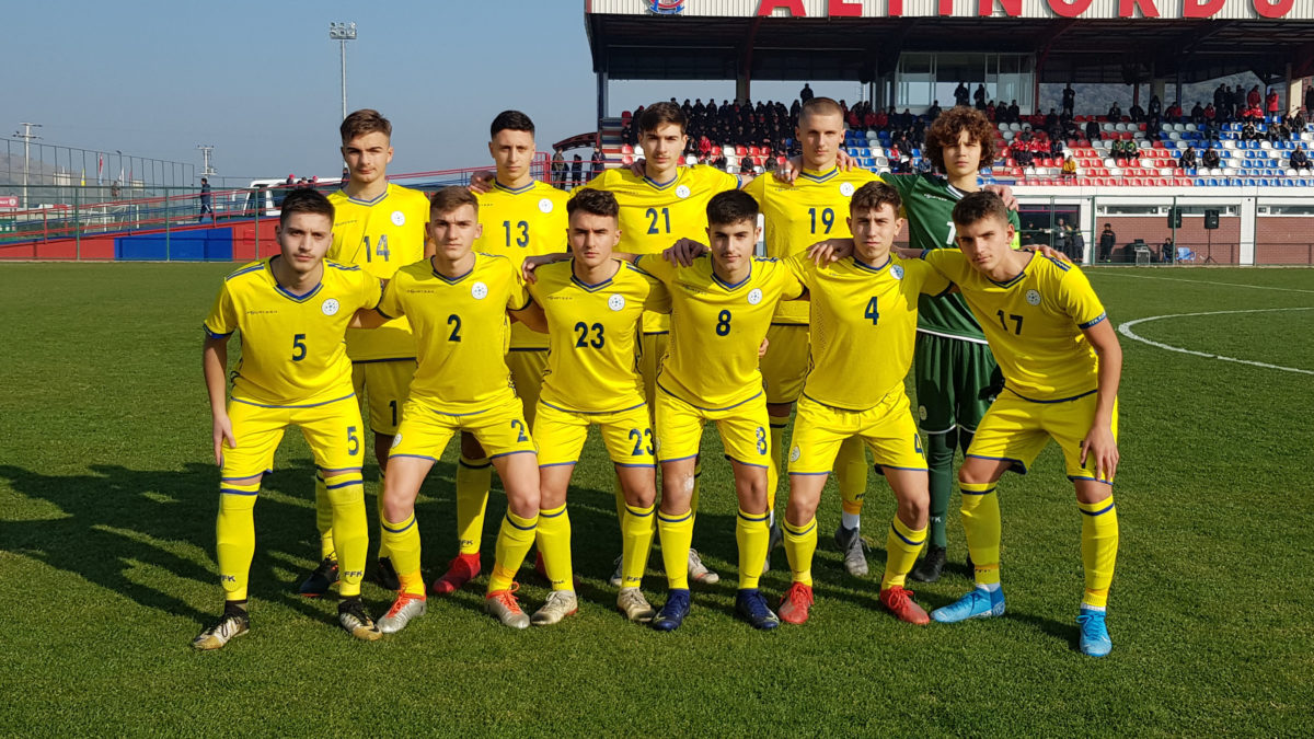 Kosovo U17 starts Izmir tournament with good performance but loses