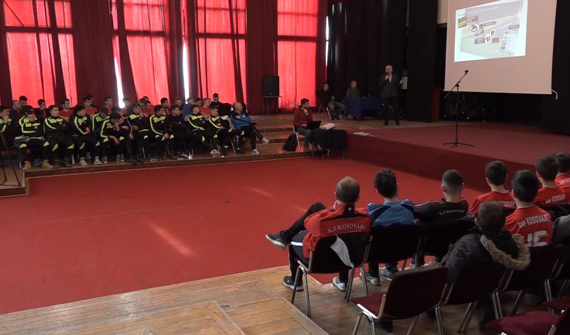 Ligjëratë kundër kurdisjeve të ndeshjeve para grupmoshave të reja të klubeve të kryeqytetit