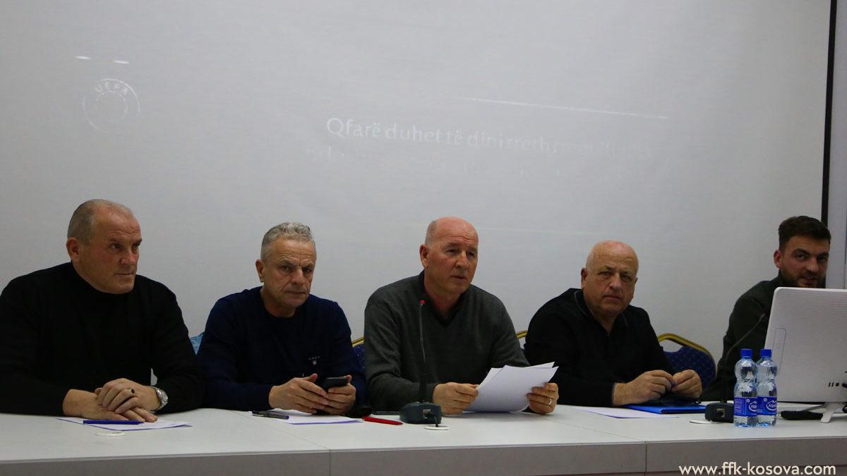 KG mbajti seminar me delegatët para stinorit pranveror