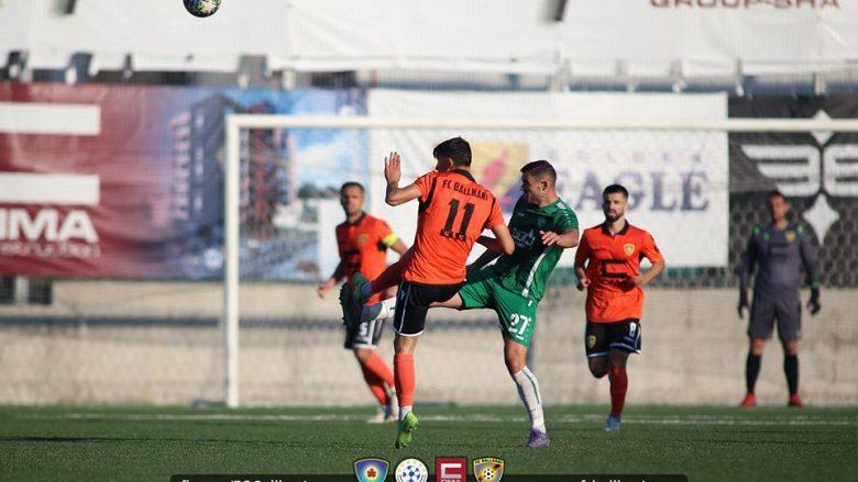 Ballkani kalon pa telashe në gjysmëfinale