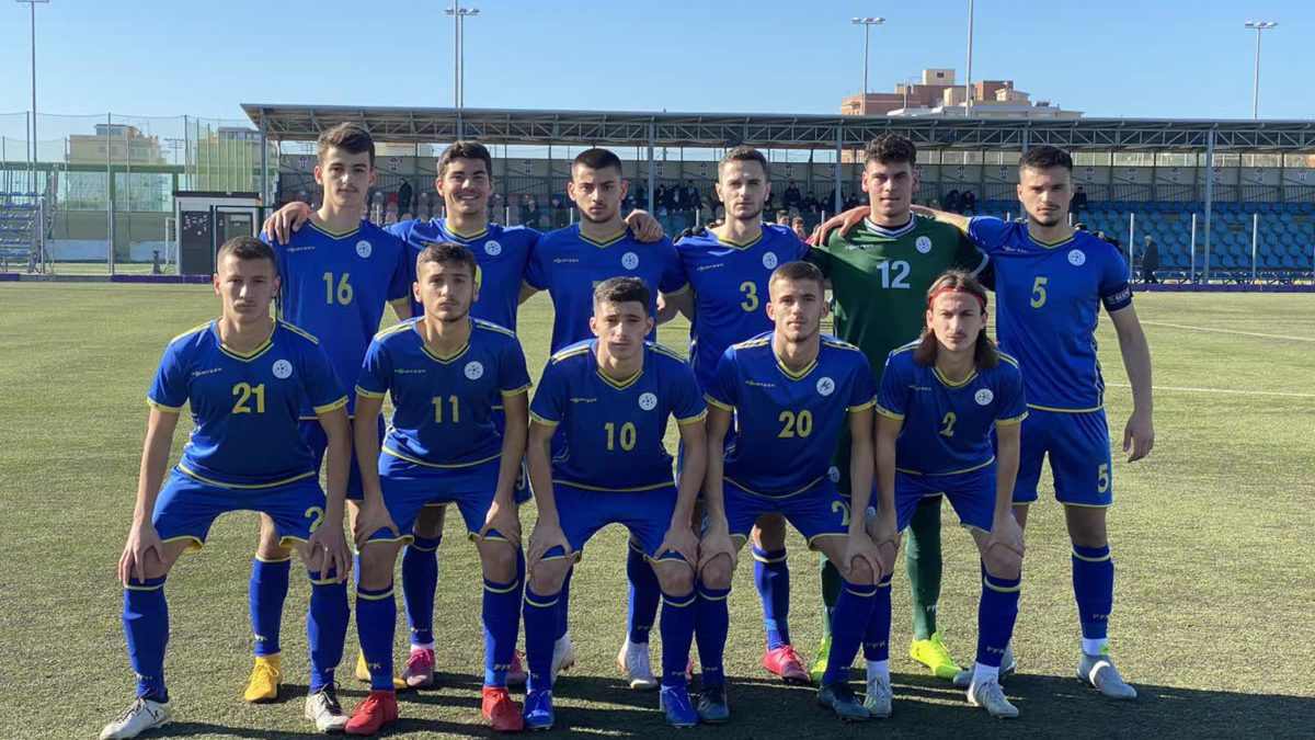 "U19 National Team triumphs at ""Roma Caput Mundi"", defeats Moldova in the finale"