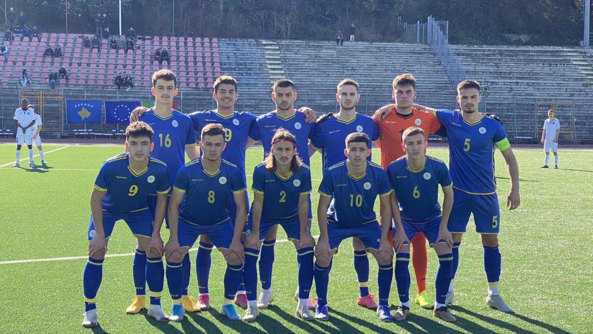 Kombëtarja U19 e mposhti Lazion, në finale ballafaqohet me Moldavinë