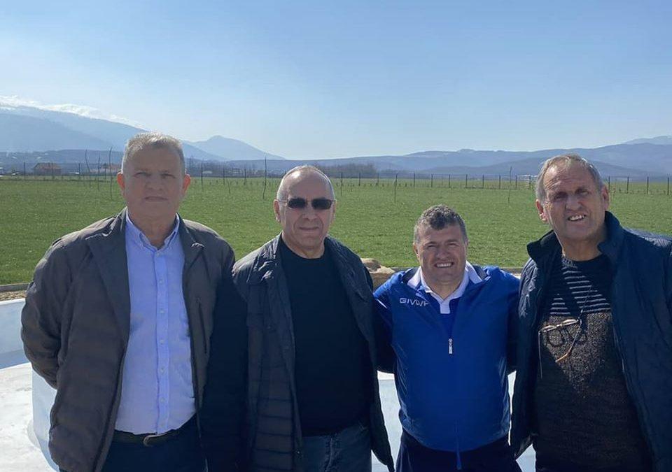 Kreu i FFK-së vazhdon vizitat në terren, kompleksi 'Bazeli' i gatshëm për t'u shndërruar në karantinë për sportistët