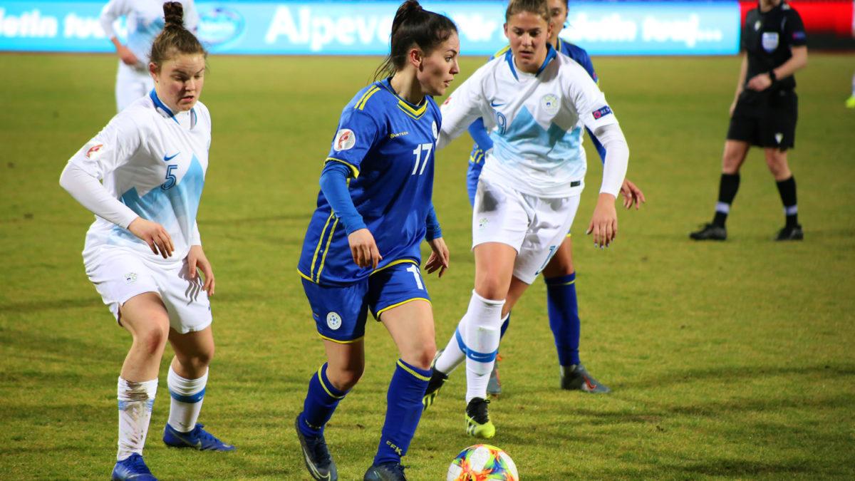 Dardanet pësuan humbjen e radhës nga Sllovenia