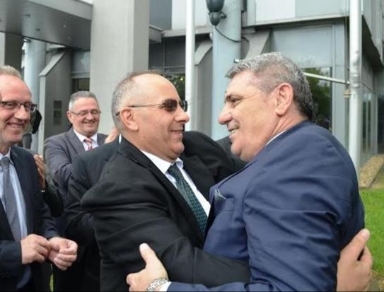 Në shenjë të kujtimit të 4-vjetorit të anëtarësimit të FFK-së në UEFA