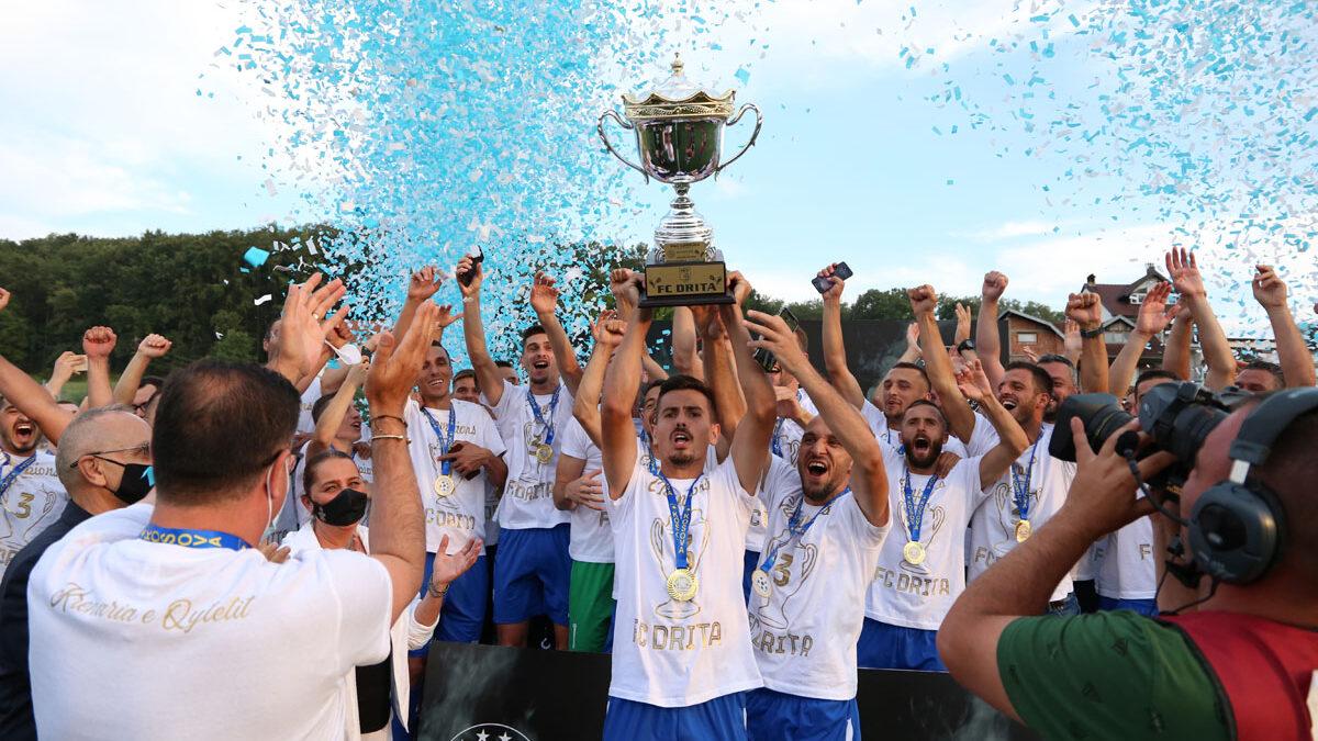 Drita feston titullin në Suharekë, Gjilani e siguron pjesëmarrjen në garat evropiane