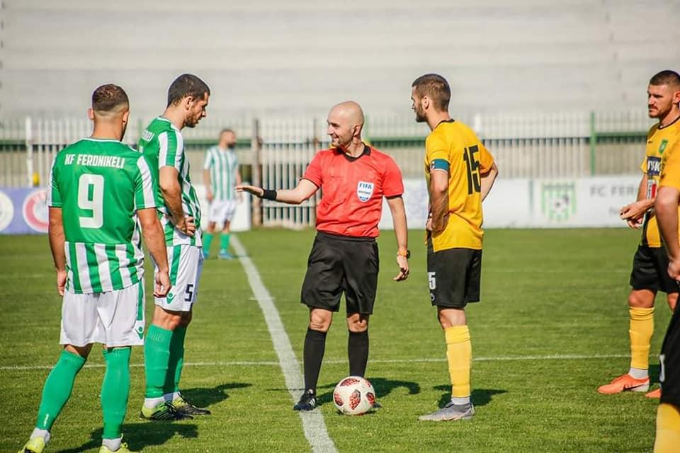 Zyrtarët e ndeshjeve të Superligës dhe Ligës së Parë
