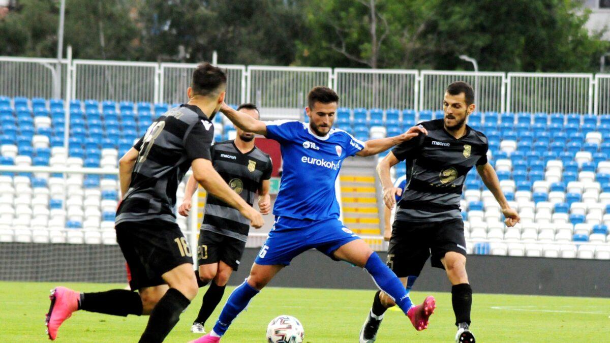 Drita and Gjilani win important points