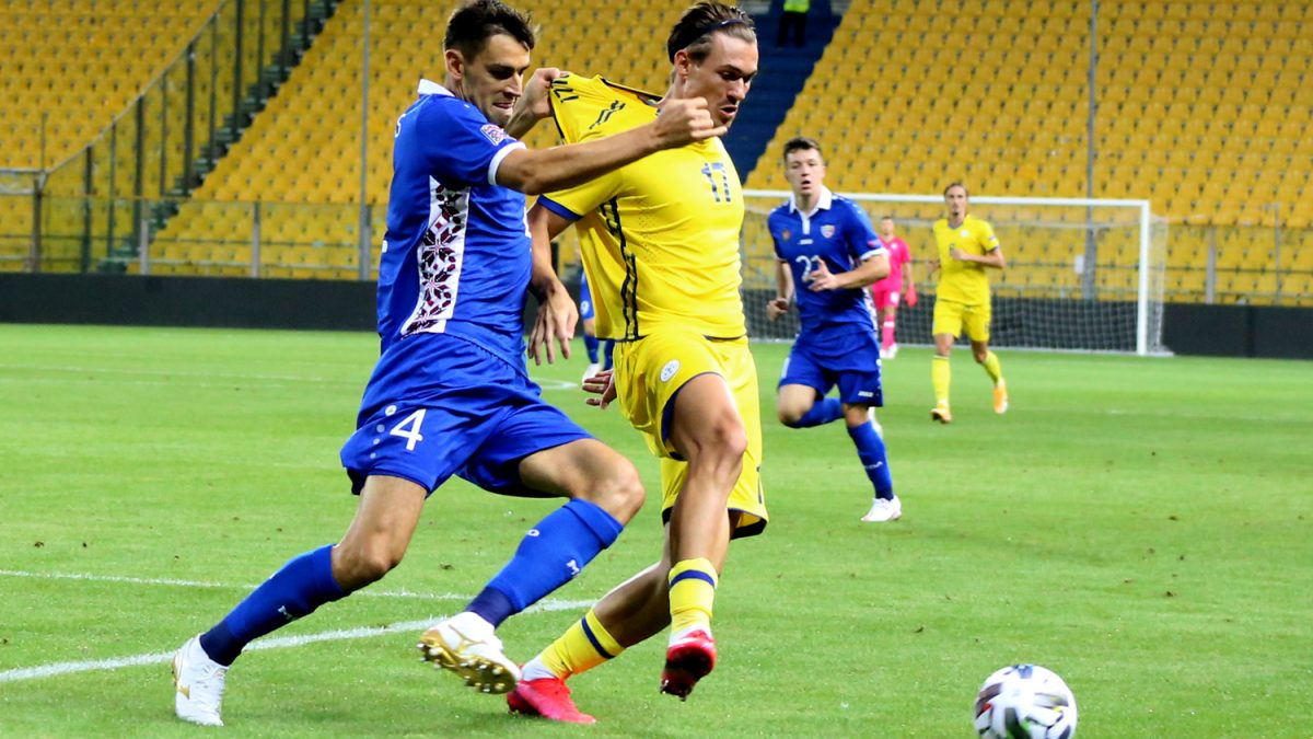 Kosovo draws in the start of the new Nations League edition