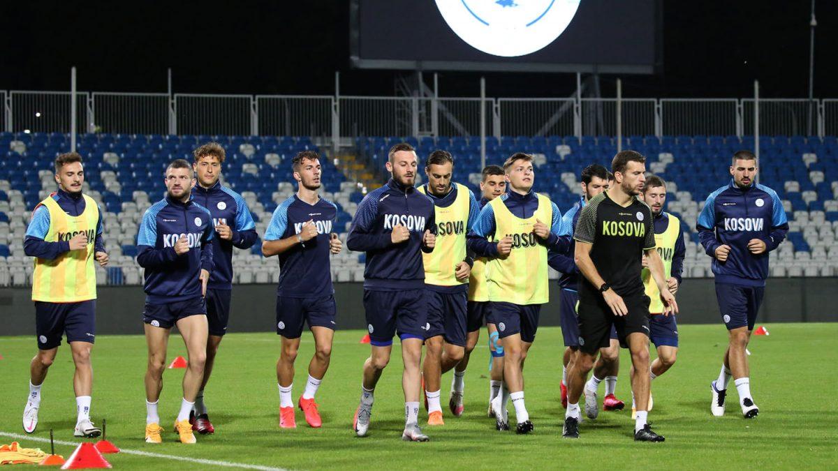 Dardanët nisin përgatitjet për ndeshjen kundër Maqedonisë së Veriut (Video)