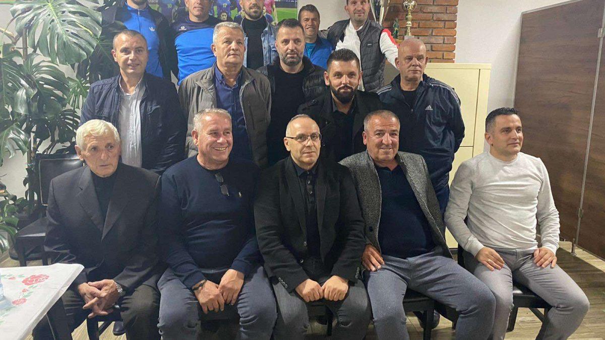 Presidenti Ademi në takim me LRF të Ferizajt