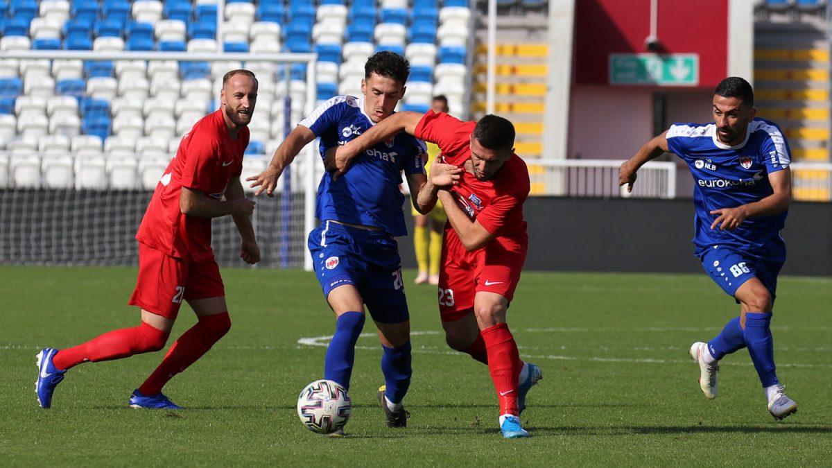 Llapi e Dukagjini fitojnë si mysafirë në ndeshjet e para gjysmëfinale