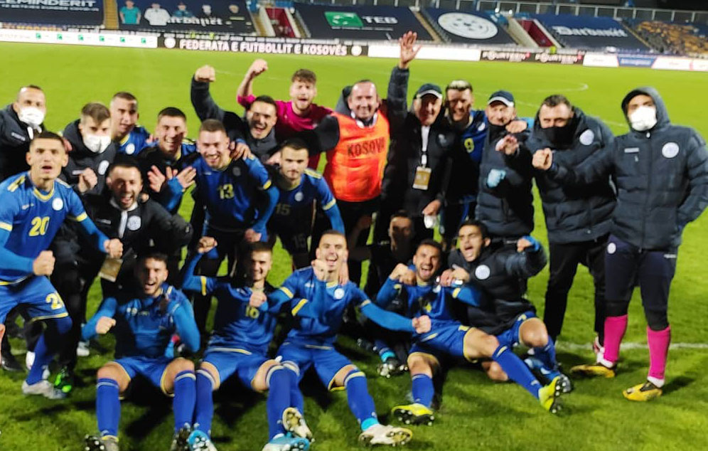 Kosovo U21 ends the negative series, triumphs over Andorra
